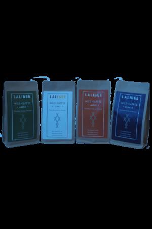 Probierpaket Filterkaffee 4 x 150 g